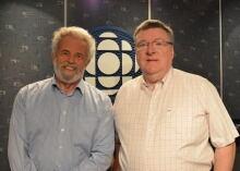 David Pearson and Jim Marchbank