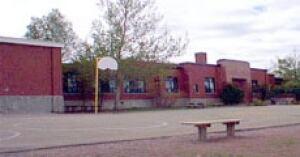 Marshview Middle School in Sackville