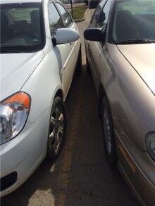 bad parking