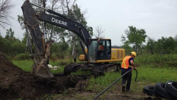 Manitoba hydro hook up fee