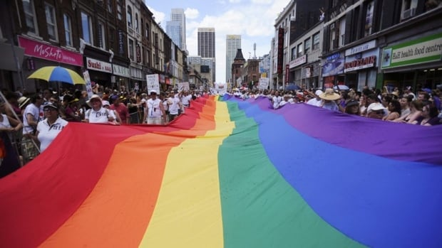 World Pride takes over Toronto for the next 10 days.