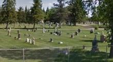 Moose Jaw's Rosedale Cemetery skpic