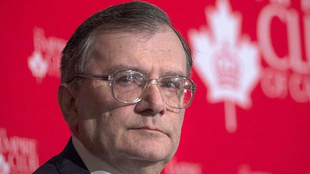 Georgiy Mamedov, Russian ambassador to Canada, attends the Empire Club of Canada luncheon in Toronto on Tuesday April 22 , 2014. Mamedov, the departing Russian ambassador to Canada, says Moscow would consider it provocative if Ottawa joined the U.S. ballistic missile defence shield.