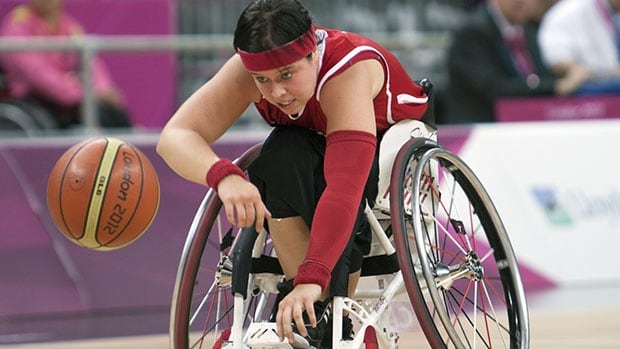 Cindy Ouellet finished with 15 points and 10 assists in Canada's win over Japan.