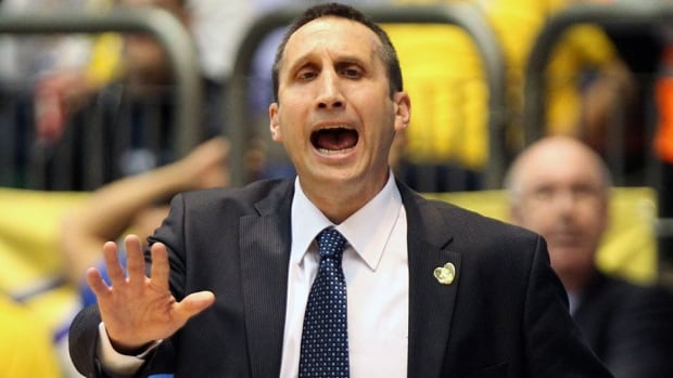 American-born David Blatt has long been interested in coaching in the NBA.
