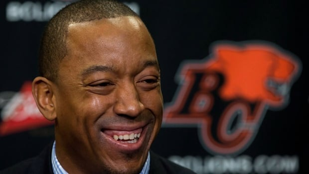 Geroy Simon will be honoured by his former club, the B.C. Lions, in a ceremony this summer.
