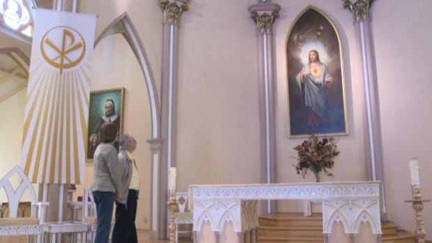 Sacred Heart is one of two churches in Sydney, N.S., that will close after this weekend.