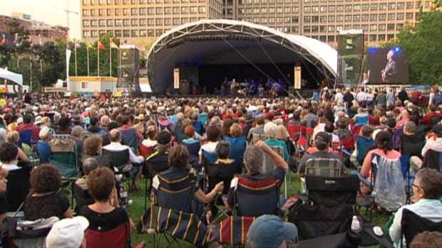 The Ottawa Jazz Festival runs from June 20 to July 1 in Confederation Park.