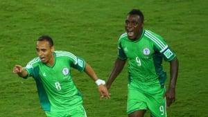 Nigeria, World Cup