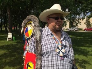 Dickie Yuzicapi National Aboriginal Day