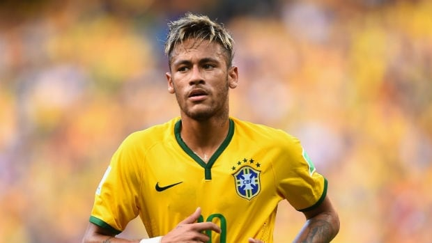 Neymar is expected to be in Brazil's lineup for Friday's quarter-final against Colombia at the FIFA World Cup