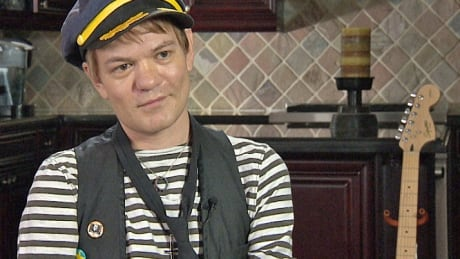 Deryck Whibley interview in Ajax, Ont.