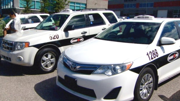Calgary United Cabs, a new company, officially launched in the city on Sunday.