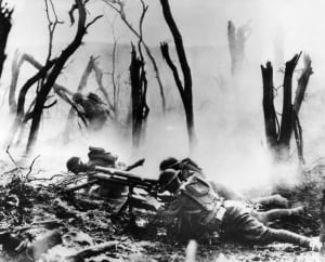World War One Centenary Timeline