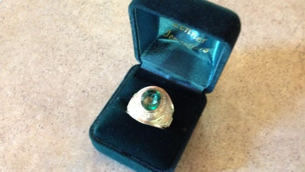 Dan Blom thought his father's treasured service ring was gone for good after it was lost at his childhood home in Kenora. But on June 15, Fathers' Day, it was returned to him, 33 years after it went missing.