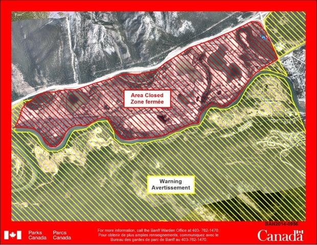 Bear closure map