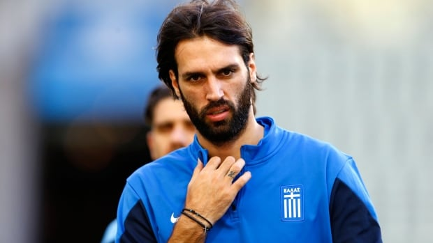Greece's Georgios Samaras knows his team is fortunate to still be alive after earning just 1 point so far at the FIFA World Cup.