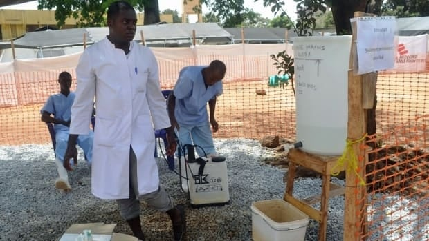 Ebola epidemic in West Africa