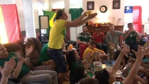 Moncton soccer fans