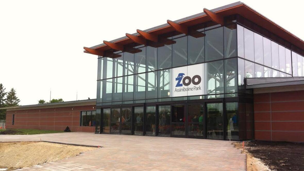 Winnipeg Zoo Shows Off Beautiful New Entrance Manitoba Cbc News