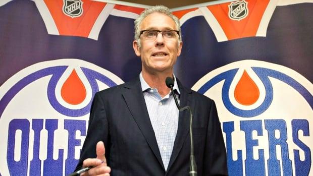 Craig MacTavish will oversee his first draft as Edmonton Oilers general manager.