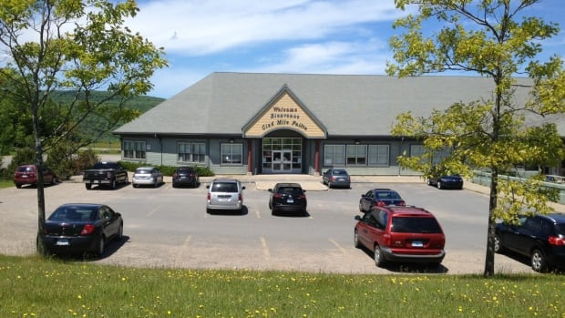About $5 million was spent renovating Boularderie Elementary in 2002.