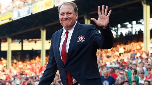 Former MLB pitcher Curt Schilling is a three-time World Series champion.