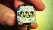 Brad Jacobs's Olympic ring found by RCMP, 1 in custody