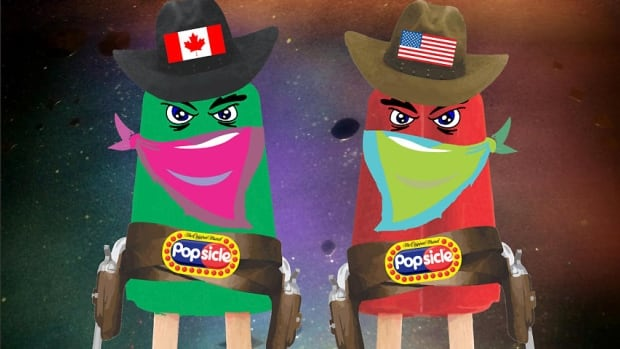 Rain Shields protest video has Popsicle drawing down on her tiny company