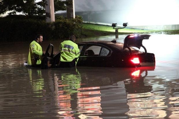 Toronto floods