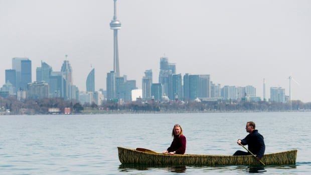 A new study by the Mowat Centre says it could cost Canada and the U.S. more than $19 billion by 2050 if water levels in the Great Lakes remain low.