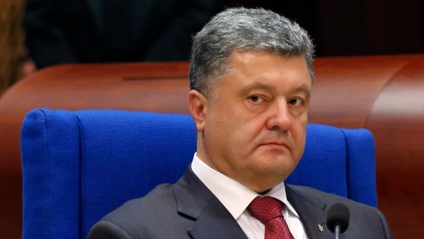 Ukraine's President Petro Poroshenko hinted heavily Thursday that there might be no extension of the ceasefire unless Kyiv was satisfied with the results of contact group talks.