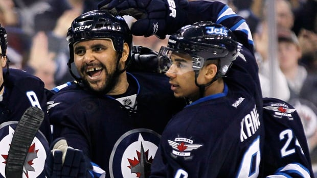 Trade rumours have swirled around Jets defenceman/forward Dustin Byfuglien and left-winger Evander Kane, who could be prime targets at this weekend's NHL Entry Draft in Philadelphia as other teams seek to take advantage of Winnipeg's desire to make changes.