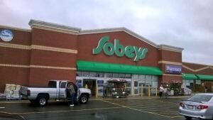 Sobeys in St. Stephen