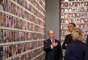 Obama Sept 11 Museum