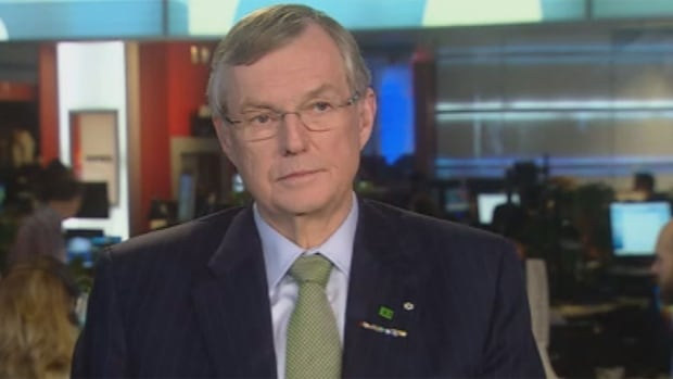 CEO of TD Bank Ed Clark said helping people be their best is part of the corporate strategy of the bank.