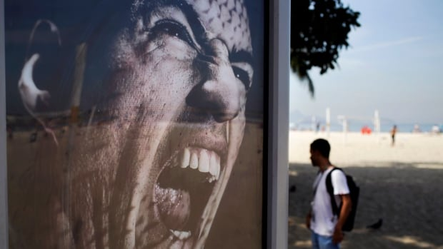 The Luis Suarez bite has become one of the signature images of the FIFA World Cup in Brazil.