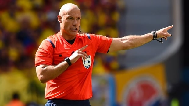 Howard Webb will be the referee for Saturday's round-of-16 match on Saturday between Chile and host Brazil. Some members of the Chilean media are suggesting he could favour the Brazilians in the match.