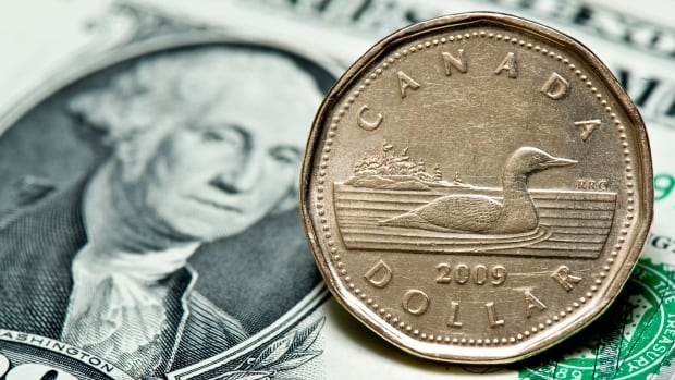 The Canadian dollar is trading at six-month highs, but analysts say they don't expect the loonie's recent strength to be the new normal. A return to parity isn't likely, the experts say.