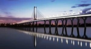 New Champlain Bridge design