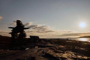 Nunaaluk landscape