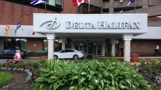 Capital Health officials are investigating an outbreak of gastrointestinal illness at the Delta Halifax.