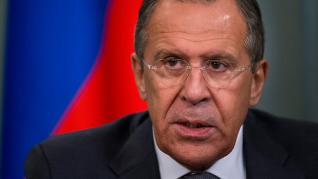 Russian Foreign Minister Sergey Lavrov says chances for settling the Ukrainian crisis would be higher if it only depended on Russia and Europe.
