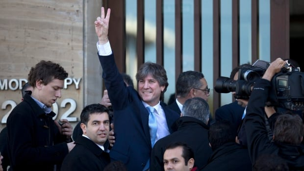 Federal Judge Ariel Lijo ruled there is enough evidence to merit formally questioning Argentina's Vice President Amado BoudouBoudou to answer allegations that he abused his power to gain control of the company that prints the nation's currency.