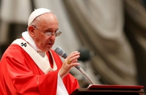 Vatican Pope Pallium