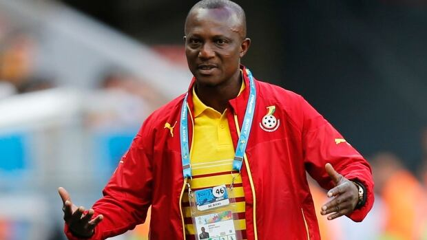 It was a difficult FIFA World Cup for Ghana coach Kwesi Appiah.