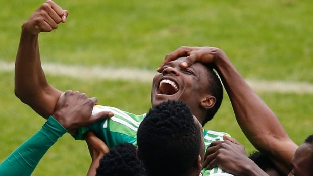 Nigeria's Ahmed Musa is a favourite among teammates and fans at the FIFA World Cup in Brazil.