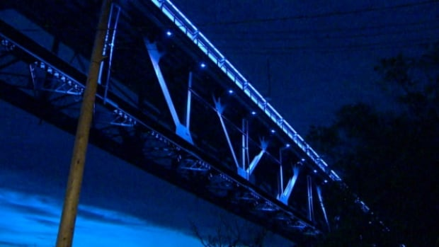 In addition to the firework display above the River Valley, the new lights on the historic historic High Level bridge will be finally unveiled.