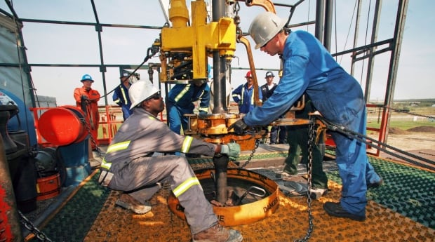 OIL WORKER job