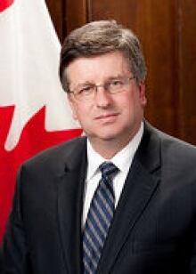 Consul General Douglas George